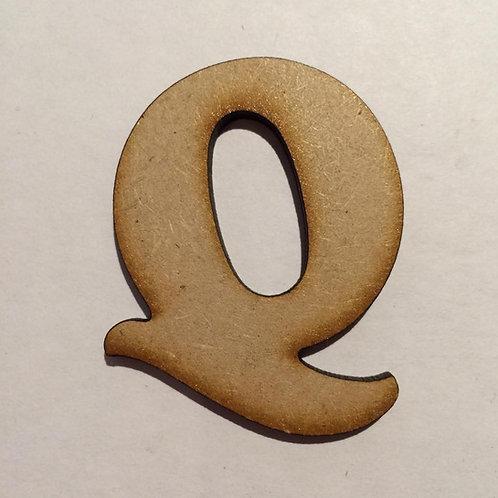Q -Bold Font