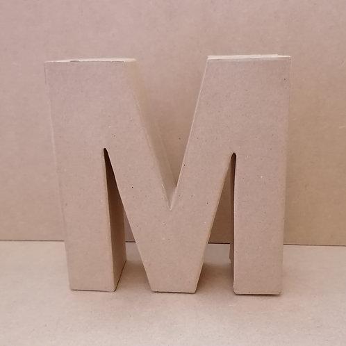 M- Paper Mache