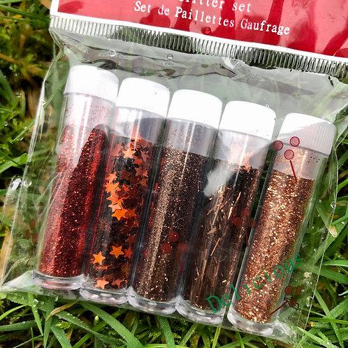 Delicious - Glitter Set