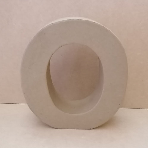 O- Paper Mache