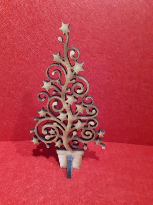 3D Standing Tree 2