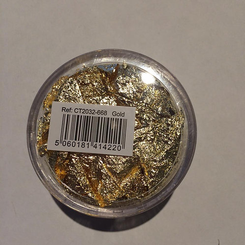Gold Gilding Flakes