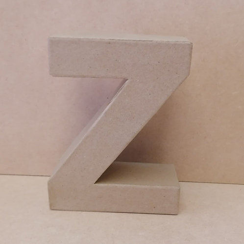Z - Paper Mache