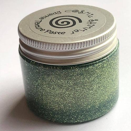 Sea Green - Sparkle Texture Paste