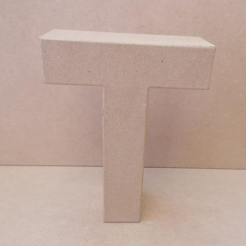T- Paper Mache