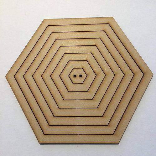 Stencil Packs: Hexagon