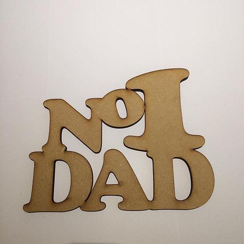 No#1 Dad