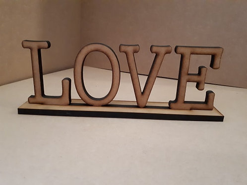 Standing Love