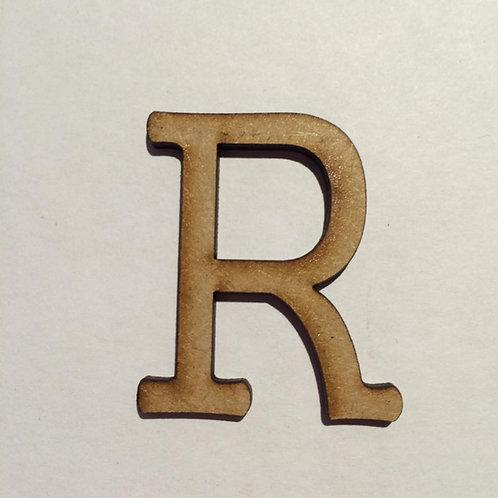 R -Thin Font