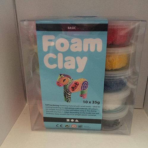 Standard Foam Clay