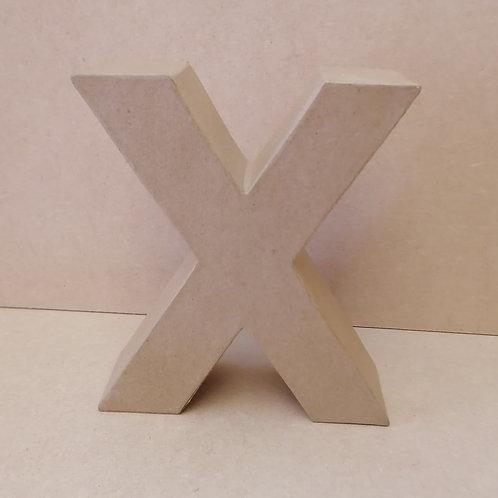 X- Paper Mache