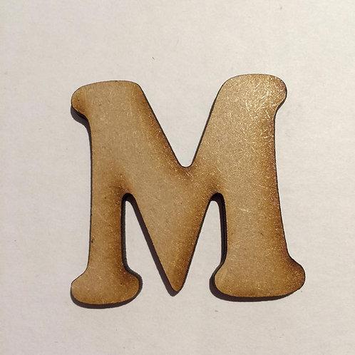 M -Bold Font