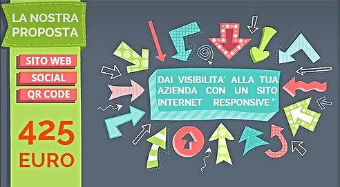 Offerta Sito Web Calabria