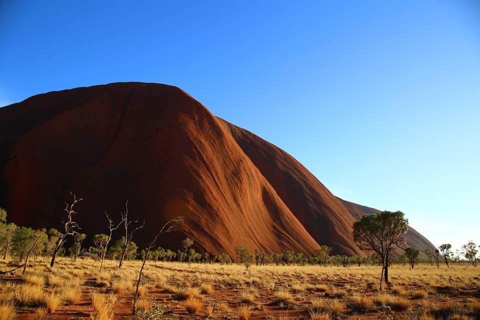 Ulururu Australia