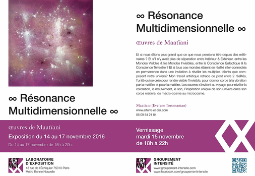 Résonance Multidimensionnelle