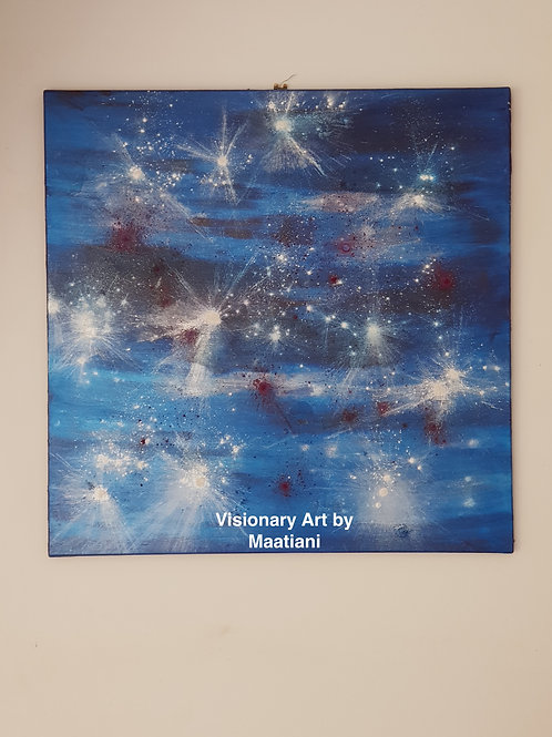 Divine Creation 80cms x 80cms Collection Stellaire