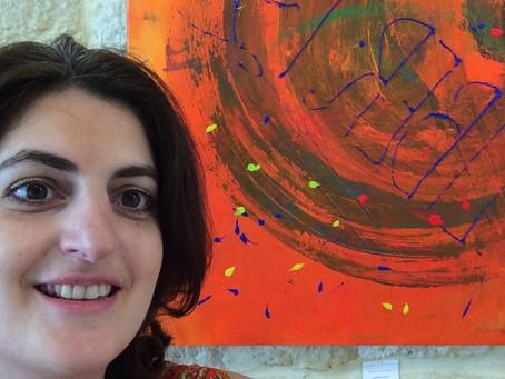 Bienvenue sur le blog de l'Artiste Peintre Visionnaire