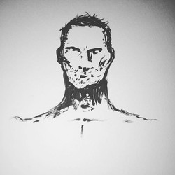 Trauth Fabrikate__#illustration #portrait #drawing #face #edding #fast #sketch #men #trauth #trauth