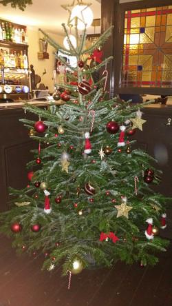 Christmas at the Porterhouse