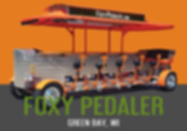 Foxy Pedaler
