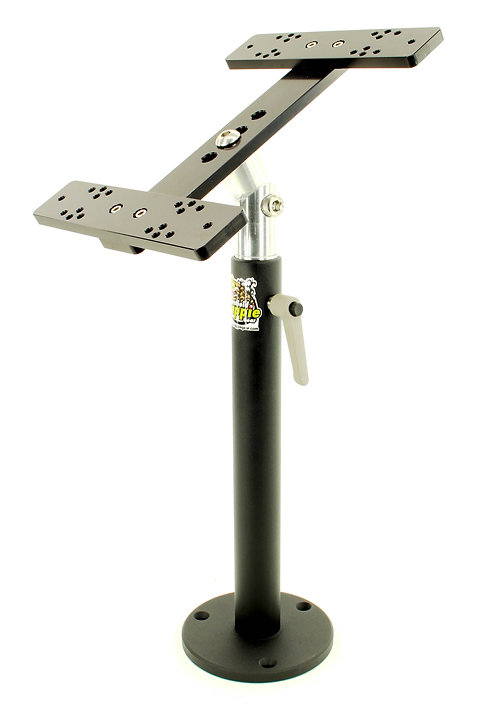 Telescoping Double DECK Mount