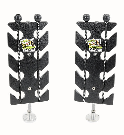 R' Vertical Rod Rack 8 Rod Holder  ****SOLD AS EACH*****