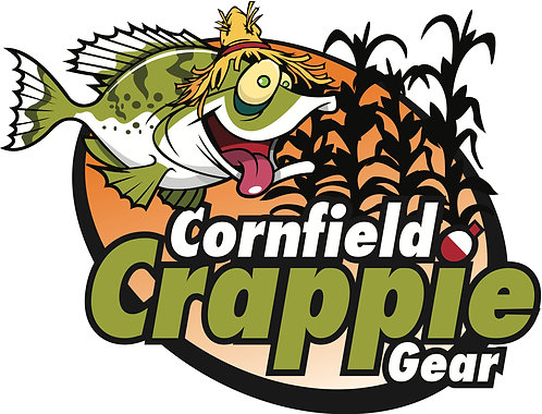 Cornfield Crappie Gear Decal