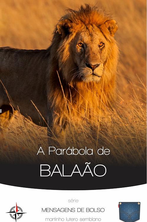 A parábola de Balaão