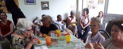 Capelania (visita ao Lar Betel)