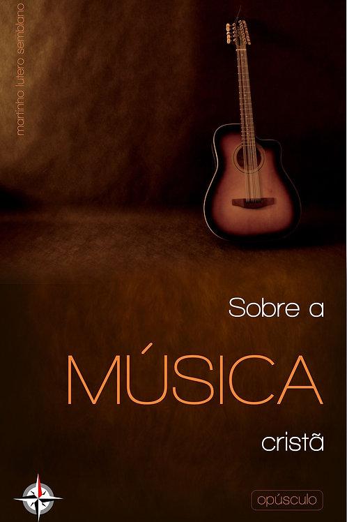 Sobre a música cristã
