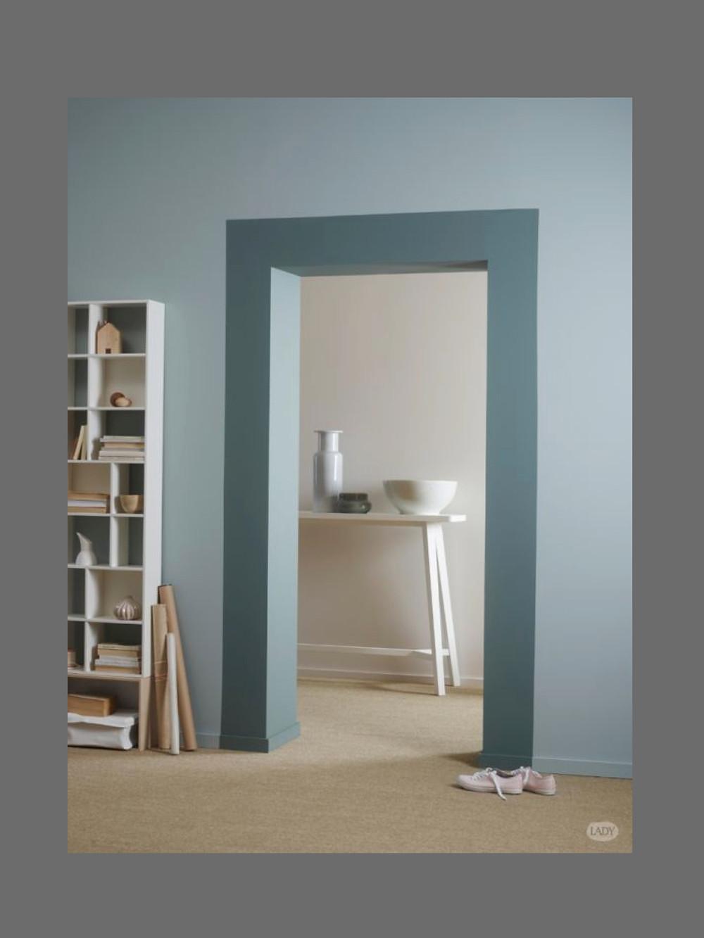 colorare le pareti