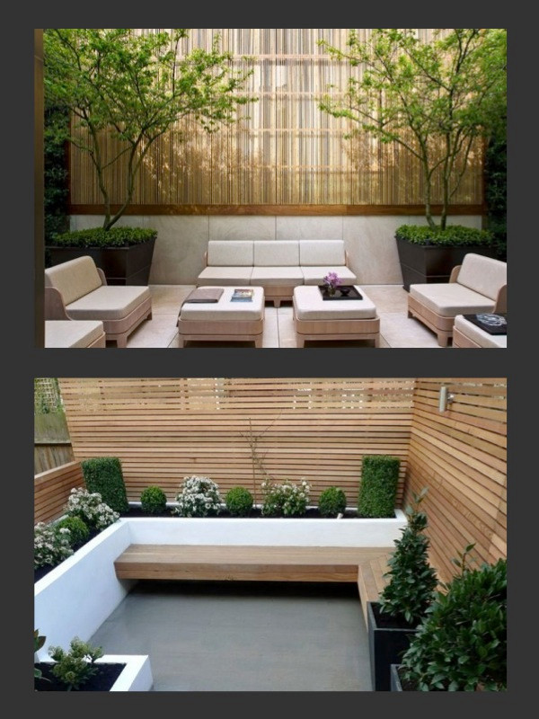 green inspiration, garden and plants