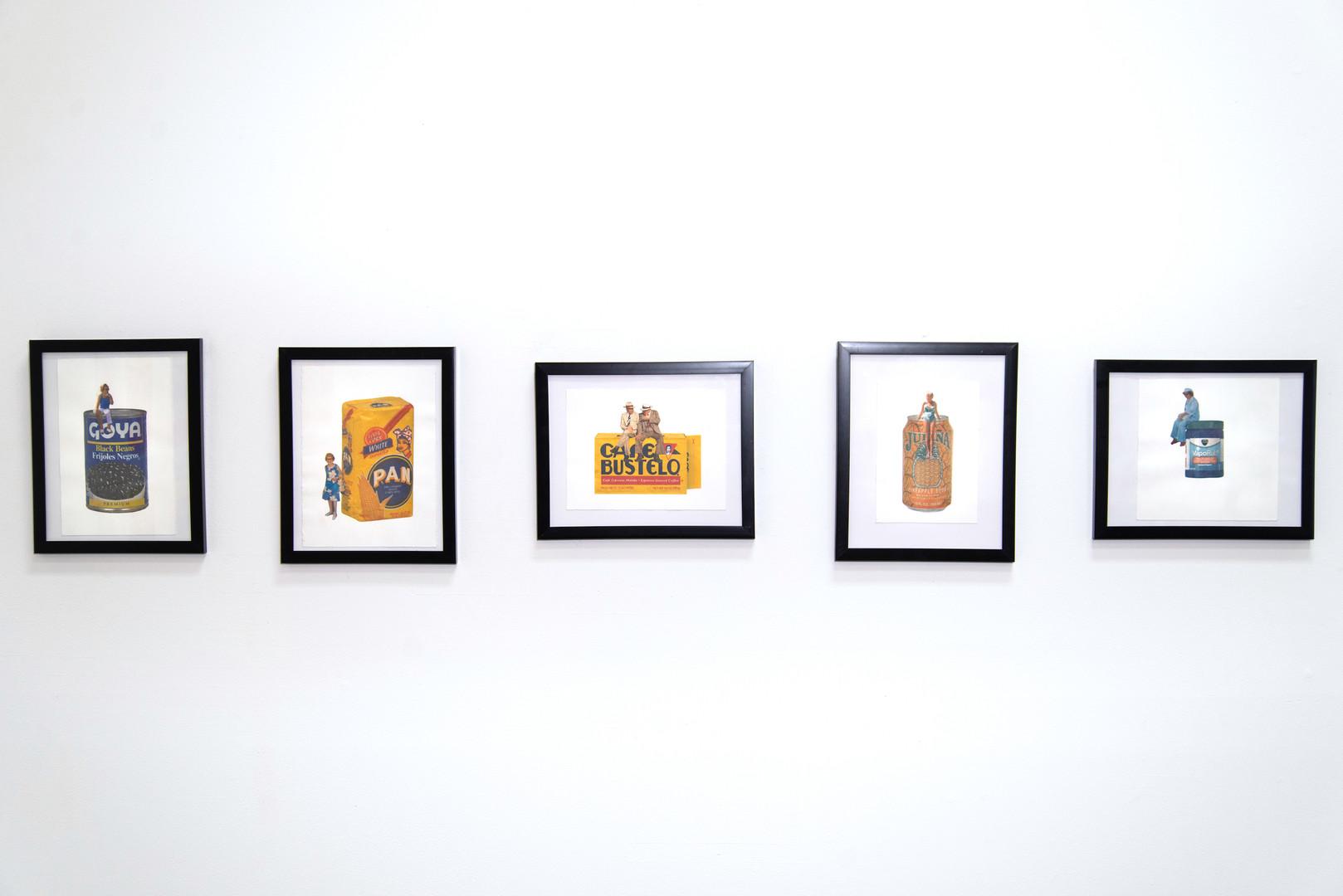 Abuelas y Abuelos Print Series