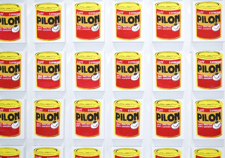 Pilon (35 Latas/35 Cans)