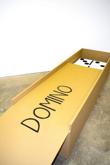 Doble Seis Dominós/ Double Six Dominoes