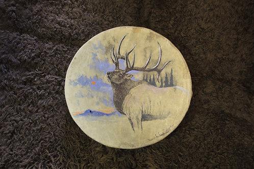 Elk Hand Drum
