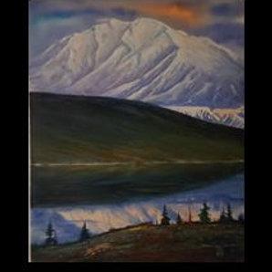 Reflections - Daniel Long Soldier