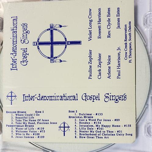 Spiritual Music - Inter-Denominational Singers