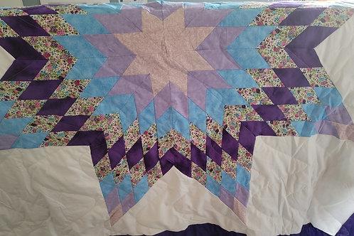 Full/Queen Star Quilt