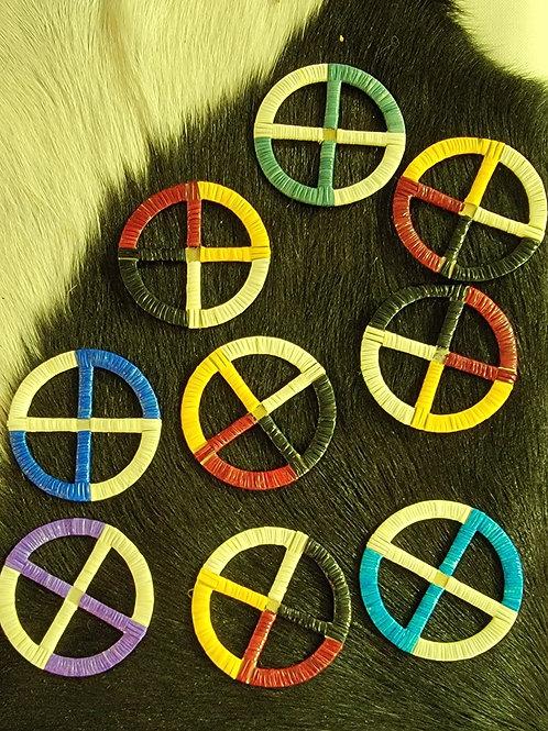 Medicine Wheels - created by Roberta Shieldss