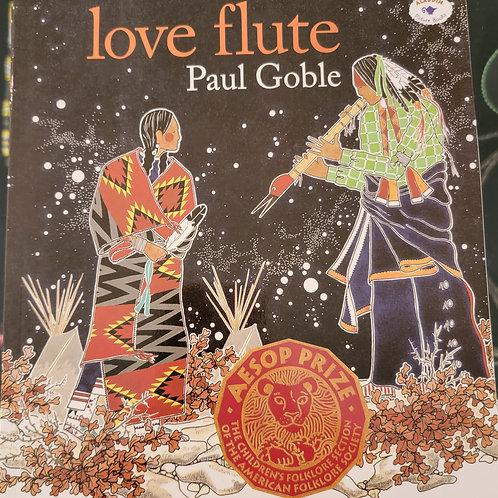 Love Flute by Paul Gobel