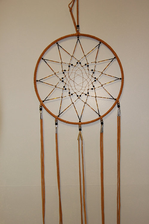 Tan Dream Catcher