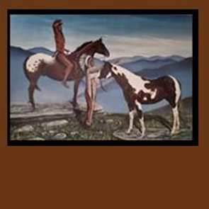The Sacred Paha Sapa (Print) - Elton Three Stars