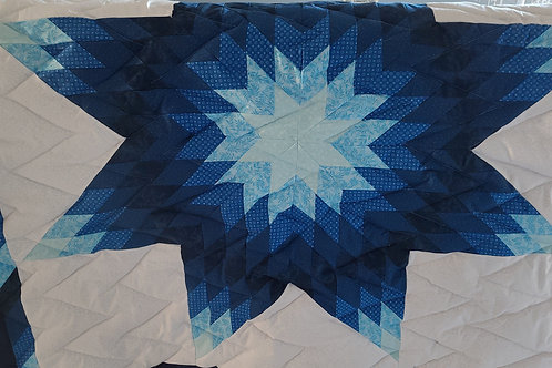Star Quilt - Toddler Size