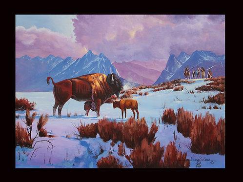 Untitled -Bison