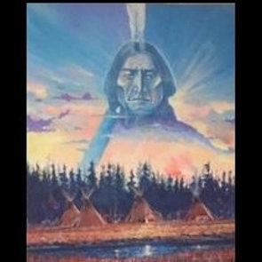 Sitting Bull - Daniel Long Soldier