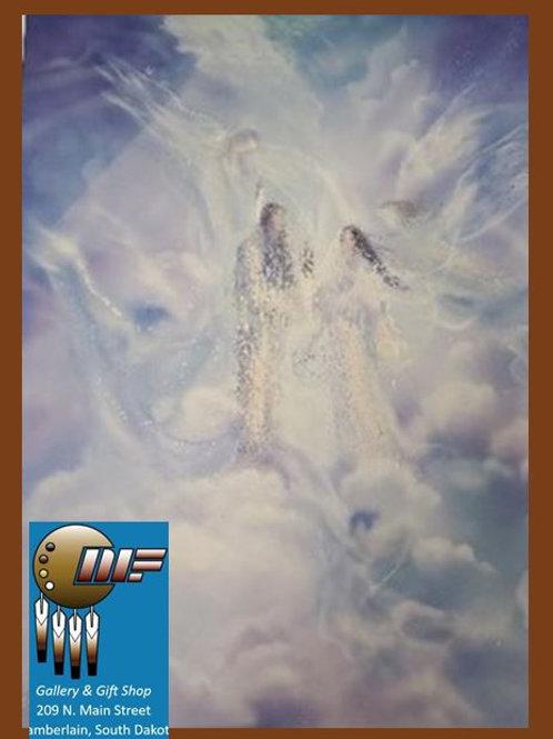 Marriage Made In Heaven - Joanne Bird (Print)