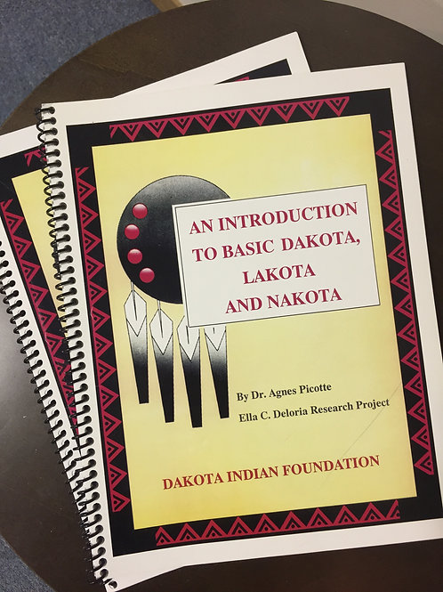 Introduction to Basic Dakota, Lakota, & Nakota