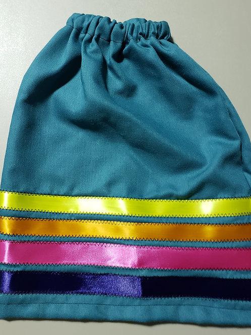 Infant Ribbon Skirt - solid color