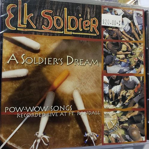 A Soldier's Dream - Elk Soldier